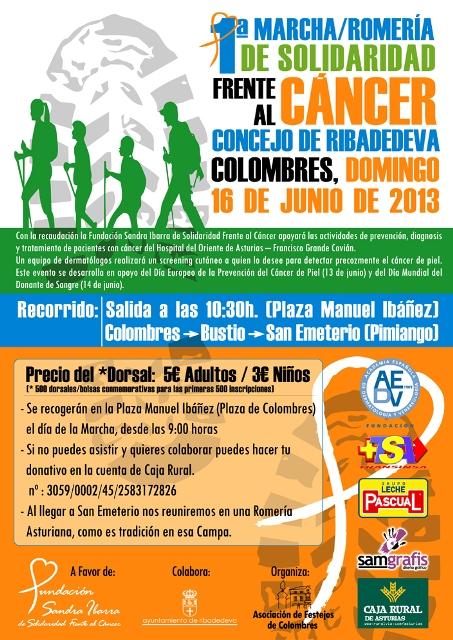 Colombres Marcha Soliadria - Baja