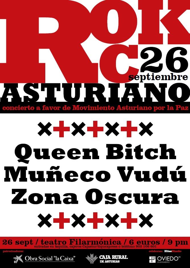 concierto rock asturiano